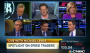 The Great HFT Debate With Michael Lewis On CNBC