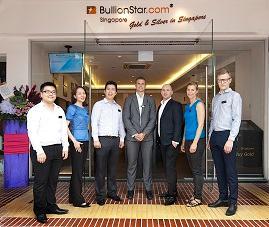 Launch of BullionStar's new shop