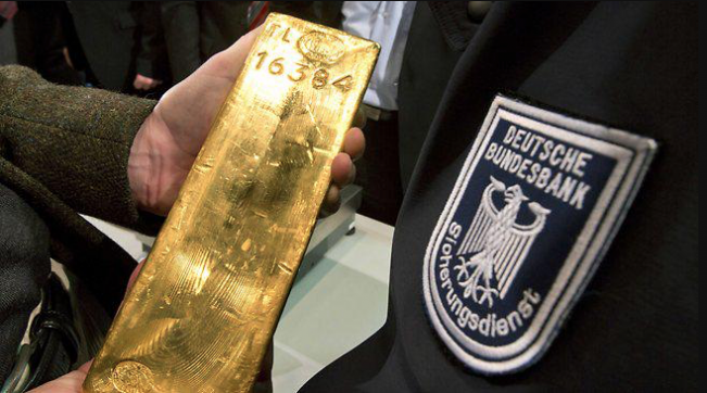 Germany Repatriates 120 Tonnes Of Gold In 2014