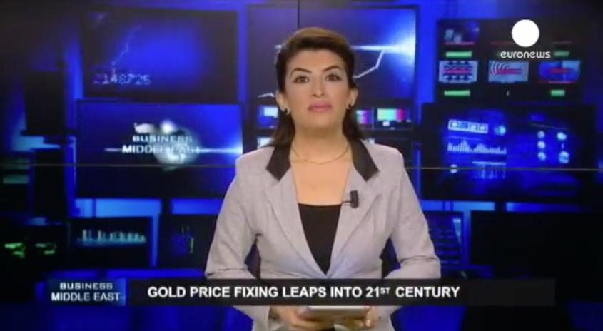 Euronews: If China Joins The New Gold Fix, There'll Be Less Manipulation
