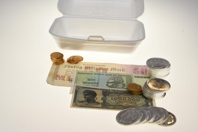 The misinterpretation of money