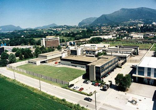 Valcambi SA campus