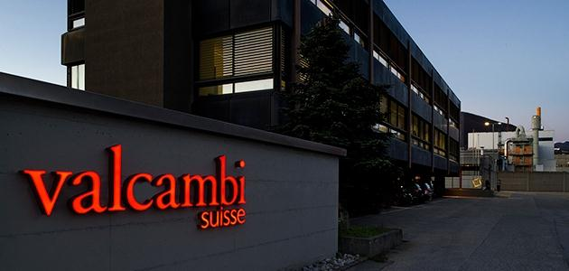 Swiss Gold Refineries and the sale of Valcambi