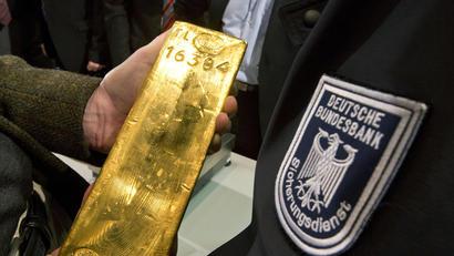 German Central Bank Publishes Gold Bar List