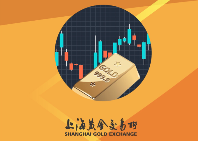 In China Everyone Can Buy Gold At The SGE