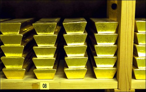 Dutch Central Bank Considers To Relocate Gold Vault And Publish Gold Bar List