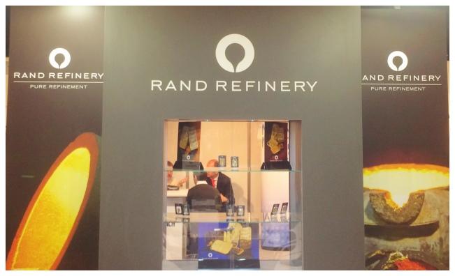 Rand Refinery