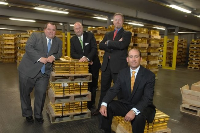 HSBC's London Gold Vault: Is this Gold's Secret Hiding Place?