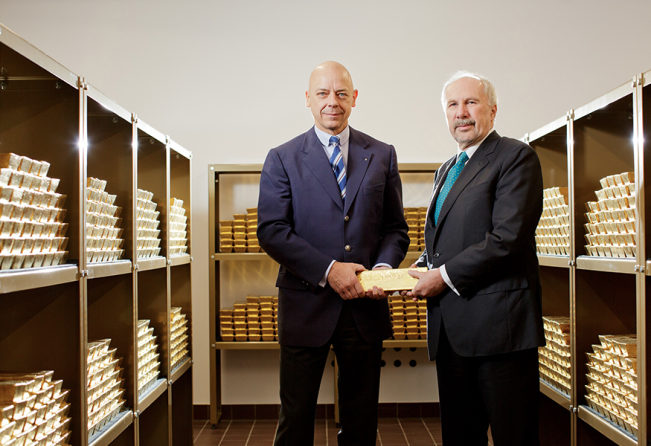 Central Bank Austria Claims To Have Audited Gold at BOE. Refuses To Release Audit Reports & Gold Bar List
