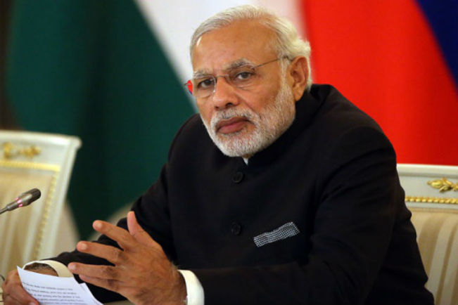 Indian prime minister Narendra Modi - Photo via news18.com