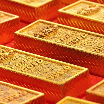 China Net Imported 1,300t Of Gold In 2016