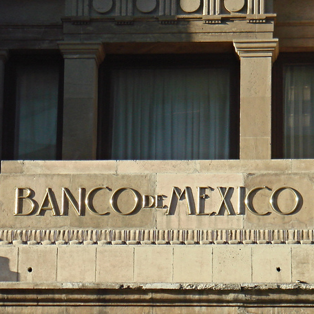 Mexico's Earmarked Gold Bars at the Bank of England vaults