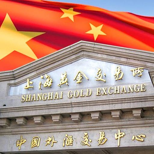 Shanghai Gold Exchange trading