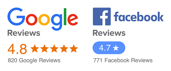 BullionStar has an average rating of 4.8 on Google Reviews and 4.7 on Facebook Reviews