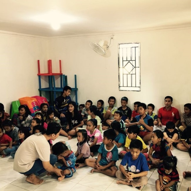 BullionStar Rebuilds Community Center in Fire-Ravaged Slum in Batam, Indonesia