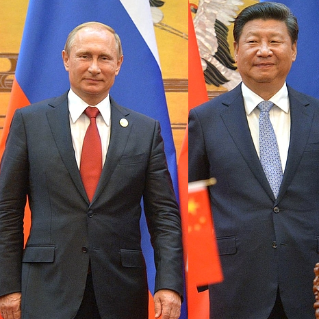 Neck and Neck: Russian and Chinese Official Gold Reserves