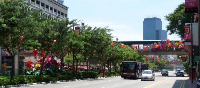 New Bridge Road, Singapore