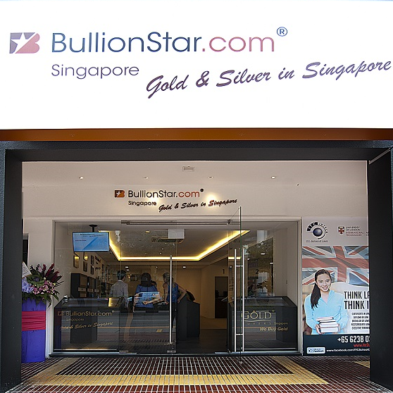 Buy Silver Bullion in Singapore