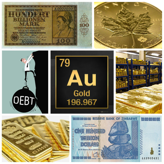 28 Reasons to Buy Physical Gold