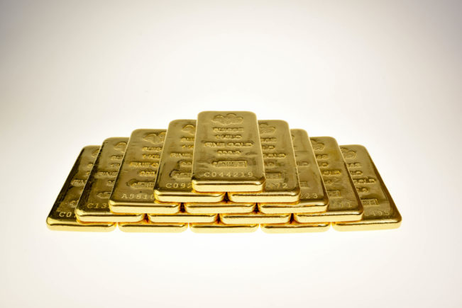 Gold Kilobars