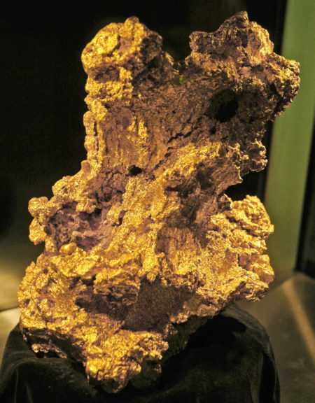 The 5 Largest Gold Nuggets that Still Exist - BullionStar