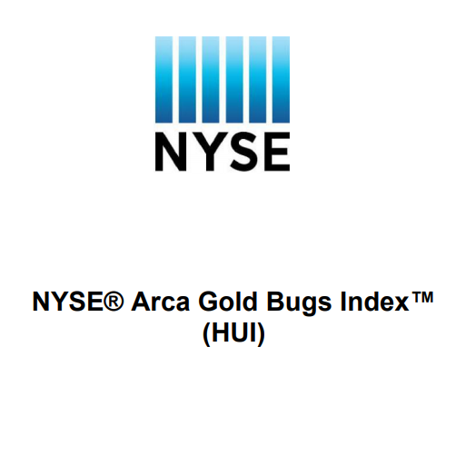 Spotlight on the HUI and XAU Gold Stock Indexes
