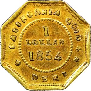 How California stayed with Gold when the rest of the U.S. adopted fiat money