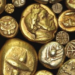 The Puzzle of Electrum Coins