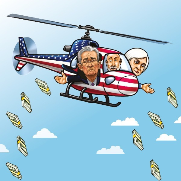 QE Defender – Stop the QE Insanity | Helicopter Money and the Risk of Hyperinflation