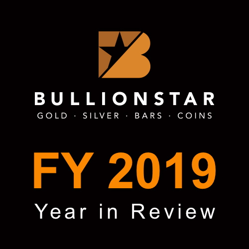 BullionStar Financials FY 2019 – Year in Review