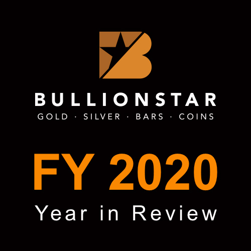 BullionStar Financials FY 2020 – Year in Review