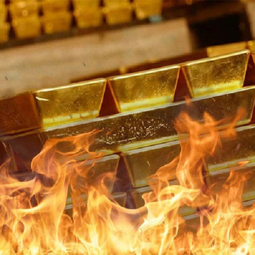 Gold Price Smash in Paper – But Physical Demand on Fire
