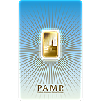 PAMP Gold Bar - Faith Series - Ka´Bah Mecca - 5 g thumbnail
