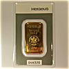 Heraeus Gold Bar - 20 g