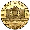 Austrian Gold Philharmonic - Various years - 1 oz