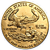 American Gold Eagle 1986 - 1/2 oz