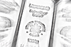 Heraeus Silver Bars in stock