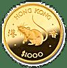 Hong Kong Gold Lunar Zodiac