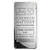 Johnson Matthey Silver Bar - Rarity : No longer in production - 10 oz