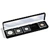 Nobile Coin Box for 5 Quadrum Coin Capsules