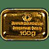 Rand Refinery Gold Cast Bar - 100 g