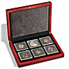 Volterra Coin Box for 6 Quadrum Coin Capsules