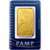 PAMP 100g minted gold bars are back in stock!