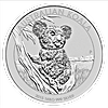 Australian Silver Koala 2015 - 1 kg