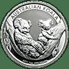 Australian Silver Koala 2011 - 1 oz