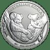 Australian Silver Koala 2011 - 1 kg