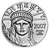 American Platinum Eagle - Various Years - 1 oz