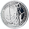 United Kingdom Silver Britannia 2013 - 1 oz