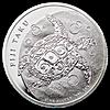 Fiji Silver Taku - 1 oz 2012