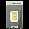 Heraeus Gold Bar - 5 g